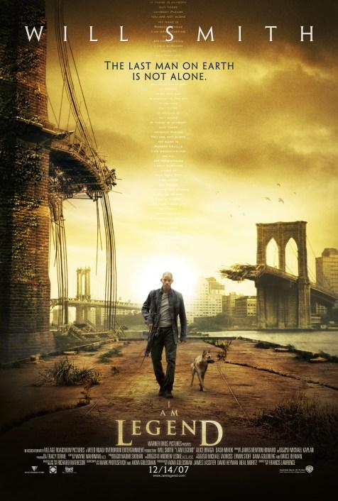 I am legend movie poster
