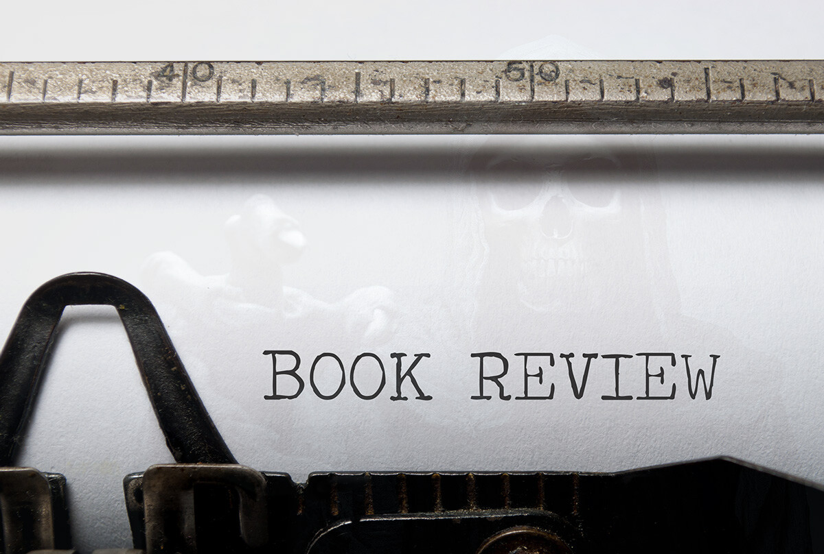 Book Review on a Type WRiter