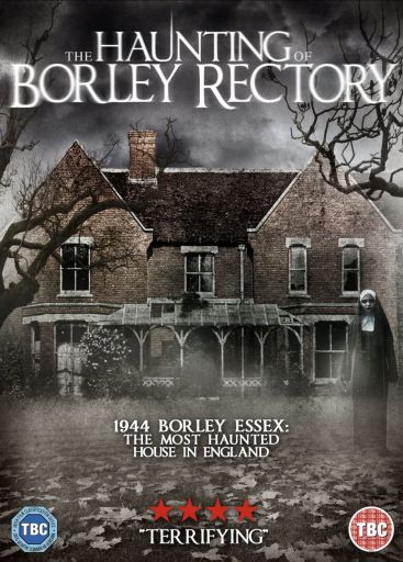 The Haunting of the Borely Rectory 2019 horror movie poster