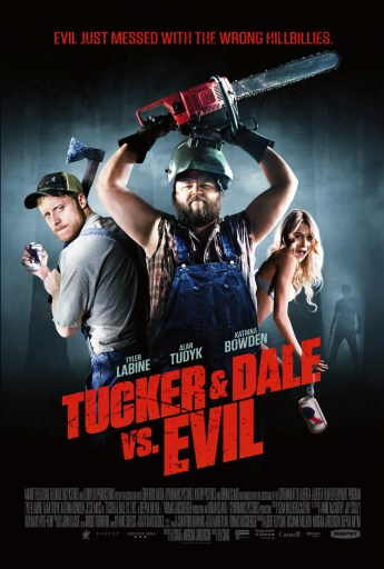 Tucker and Dale vs Evil Movie Poster