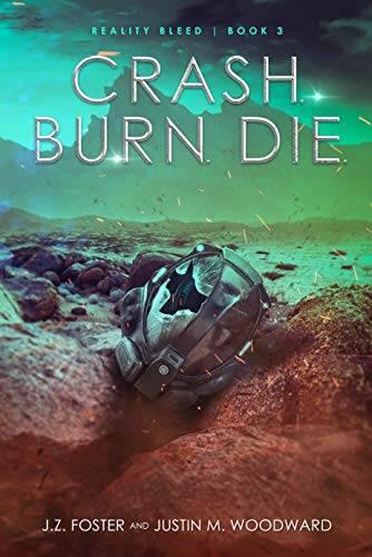 Crash Burn Die book cover