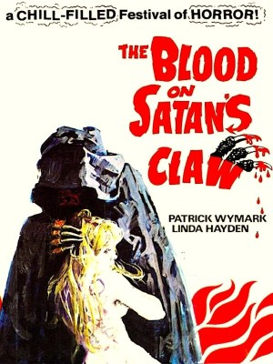 The Blood on Satan's Claws cover