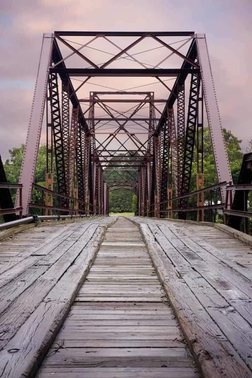 Old Train Bridge