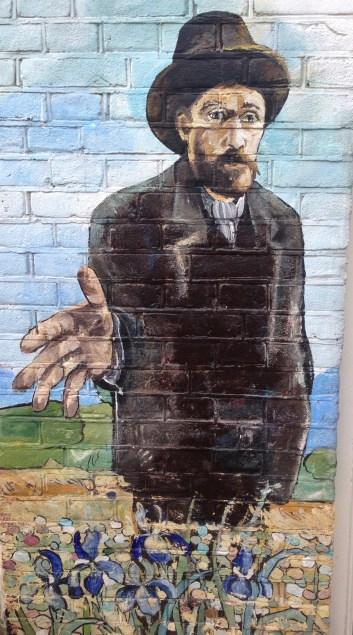 Street art that broke my heart