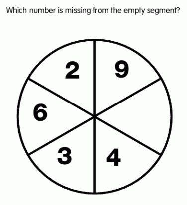 number puzzle 23