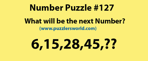 Number-puzzle-127---6,15,28,45,...