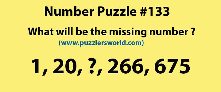 Number-Puzzle-#133-1,20,..,266,675