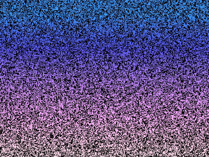 Blue and Purple Random Dot Background