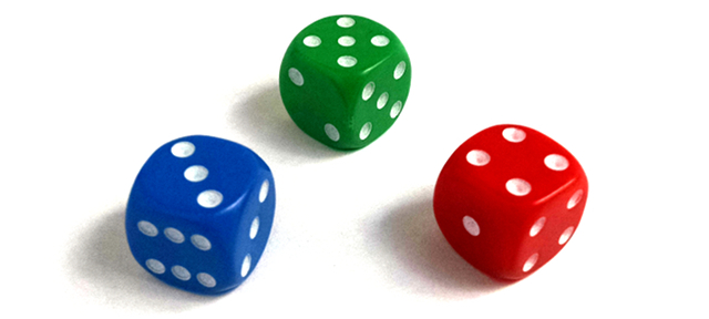Non Transitive Dice