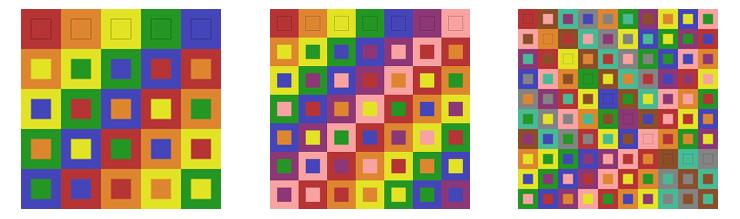 Three Squares