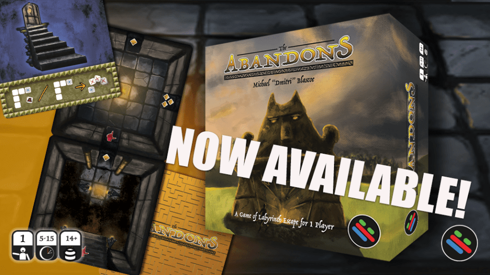 The Abandons is now available!