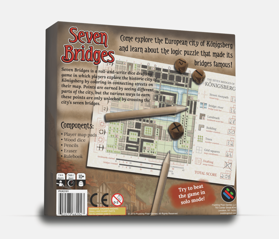 Seven Bridges Back Box Cover