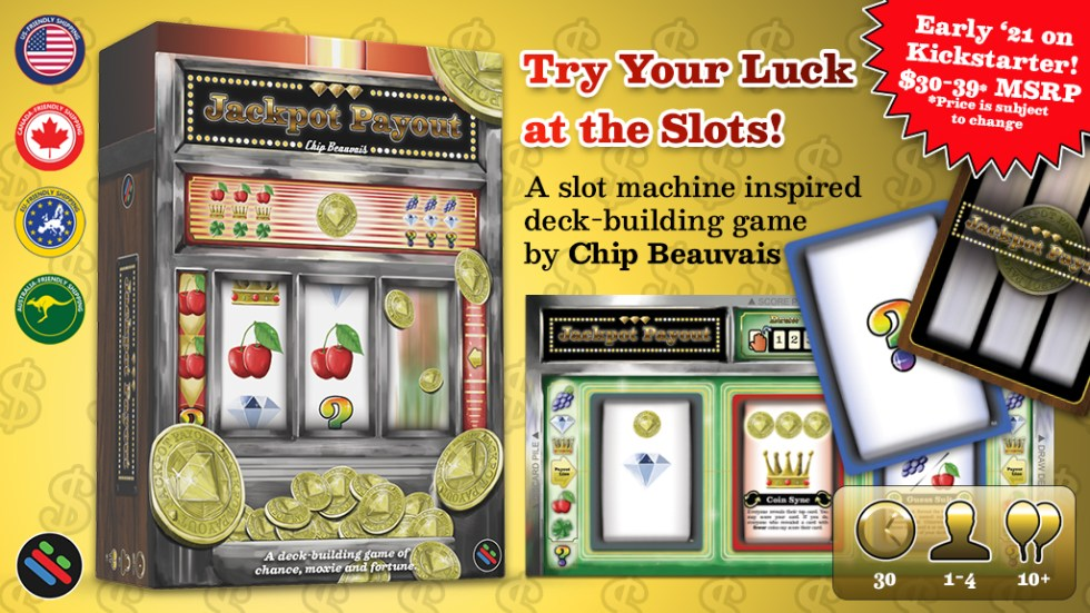 Jackpot Payout