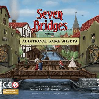 Seven Bridges Additional Game Sheets