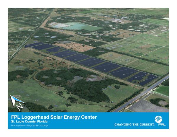 Loggerhead Solar Energy Center