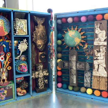 Mexico Memories by Wendy Aikin, Mixed Media