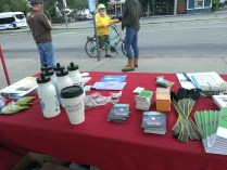 Bike to Work Day pit stop