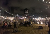Opening night party - SILO in Makers Quarter