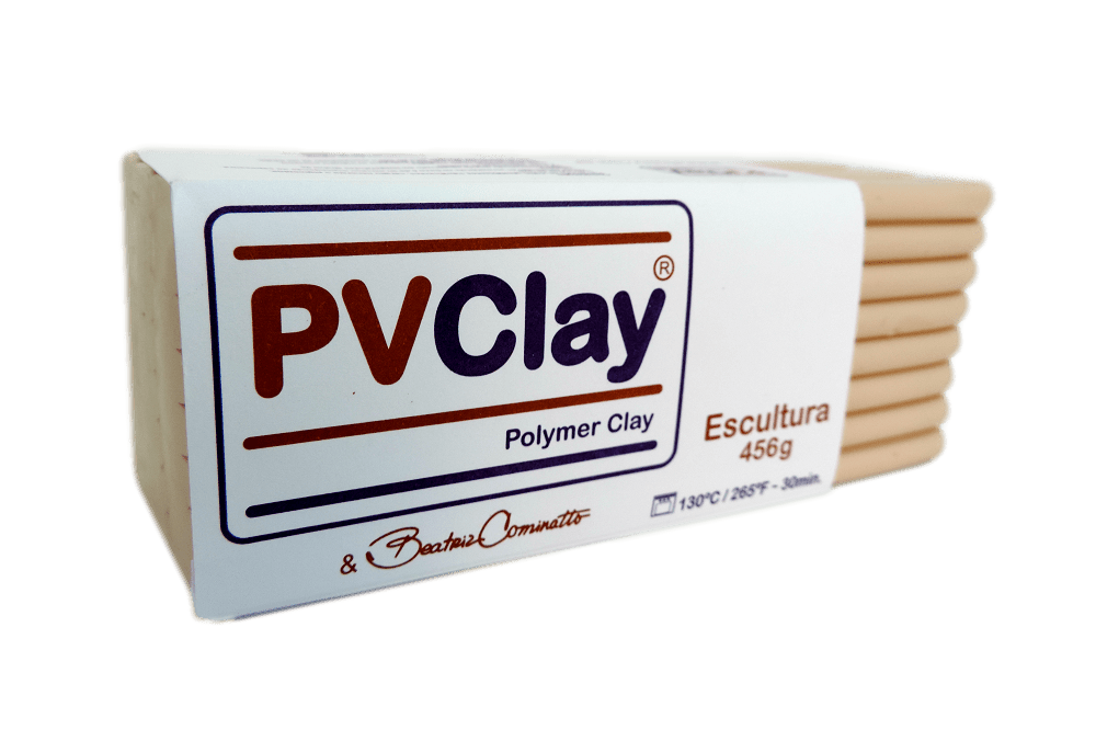 PVClay Escultura Pele Média