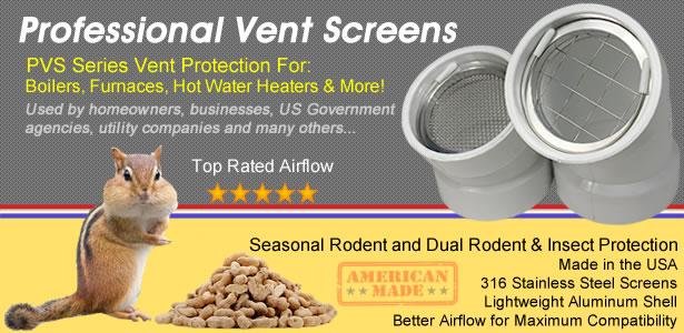 pvc vent screens high efficiency