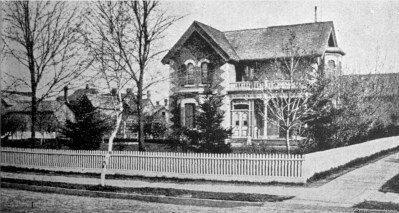 1890 c dunn aves Residence of Mr A. W Dodd fromToronto Old and New pub 1891_tn
