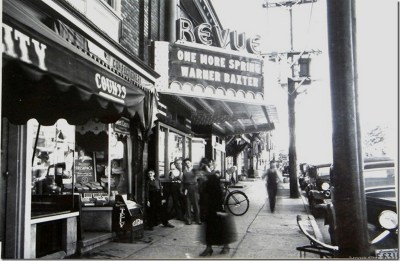 r 398 Roncesvalles Av 1935 Review Theartr opened 1912