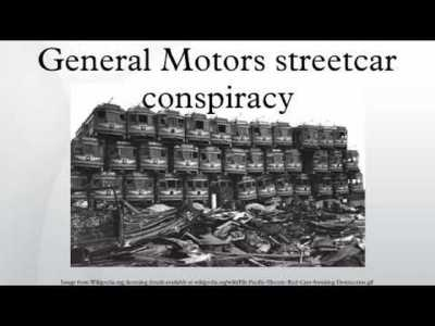 1949 the GM Streetcar Conspiracy Gm was convicted. The Supreme court upheld the conviction.