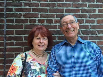 2016 3 Susan and Bob (Pres.) Roden of Swansea Historical Society