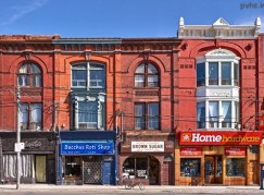 Queen Street West at Cowan Ave., by David Kaufman Read...