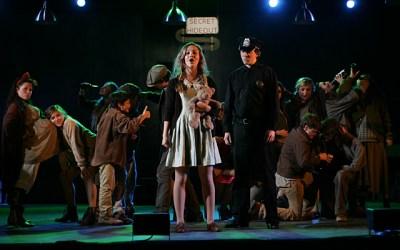 """Urinetown is a hit!"" – Mary Scott, Peninsula News"