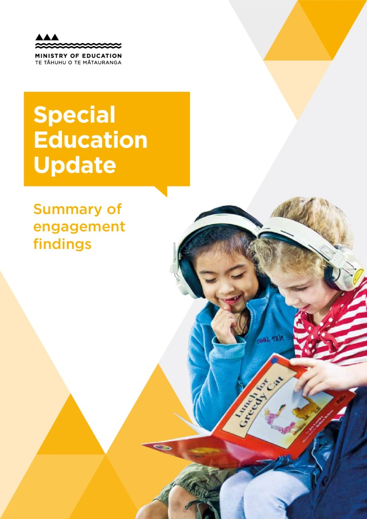 thumbnail of Special-Education-Update-summary-of-engagement-findings-Nov-2015-min