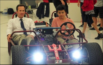 PVHS PVIT neighborhood electric vehicle