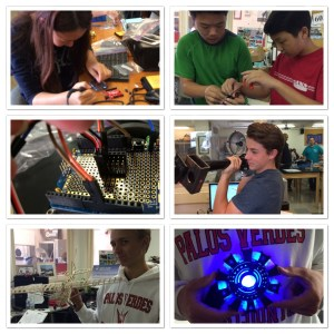 Palos Verdes Institute of Technology | PVIT - collage of photos