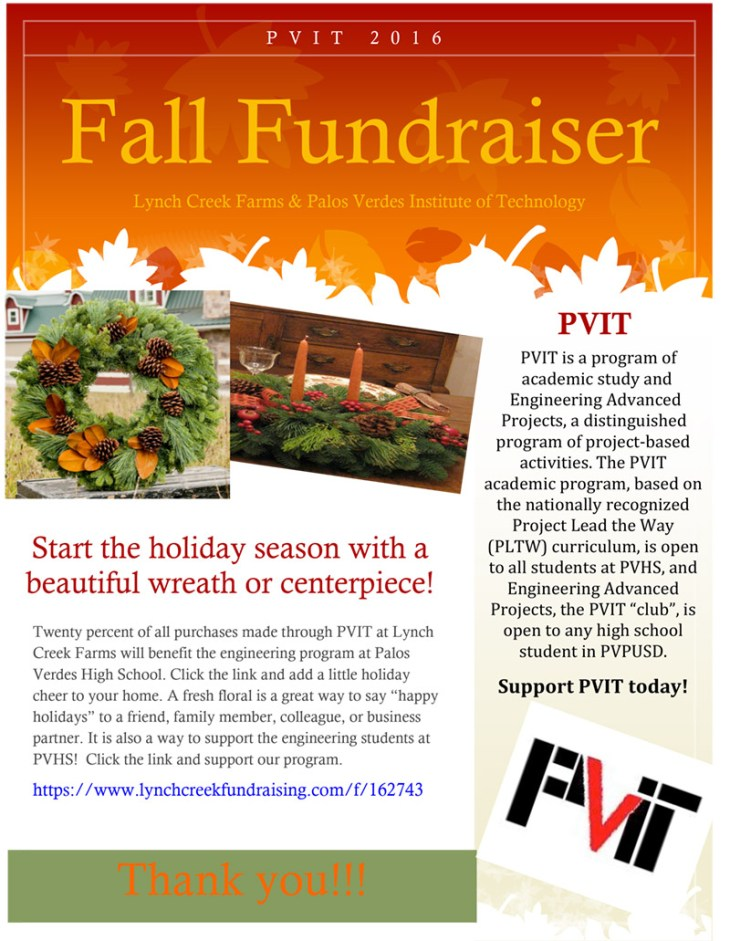 PVIT Fall Fudnraiser - Lynch Creek Farms