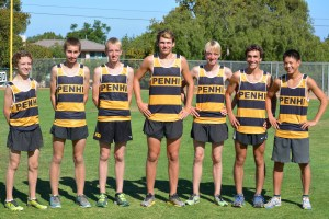 BOYS XCountry