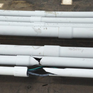 Photo Of The Month: PVC Conduits
