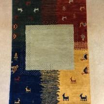 gabeh-multi-color-rug-animal-motif-design-overview