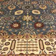 Traditional Gray Rug Overview Scottsdale AZ PV Rugs