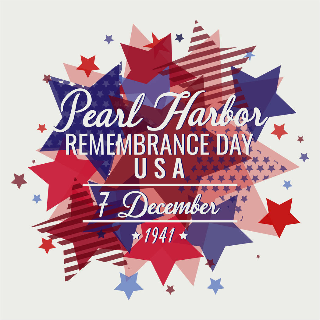 Pahrump Ceremony Set For Pearl Harbor Remembrance Day