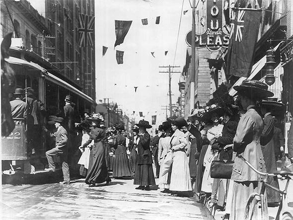 photos de toronto a la fin du 19eme siecle