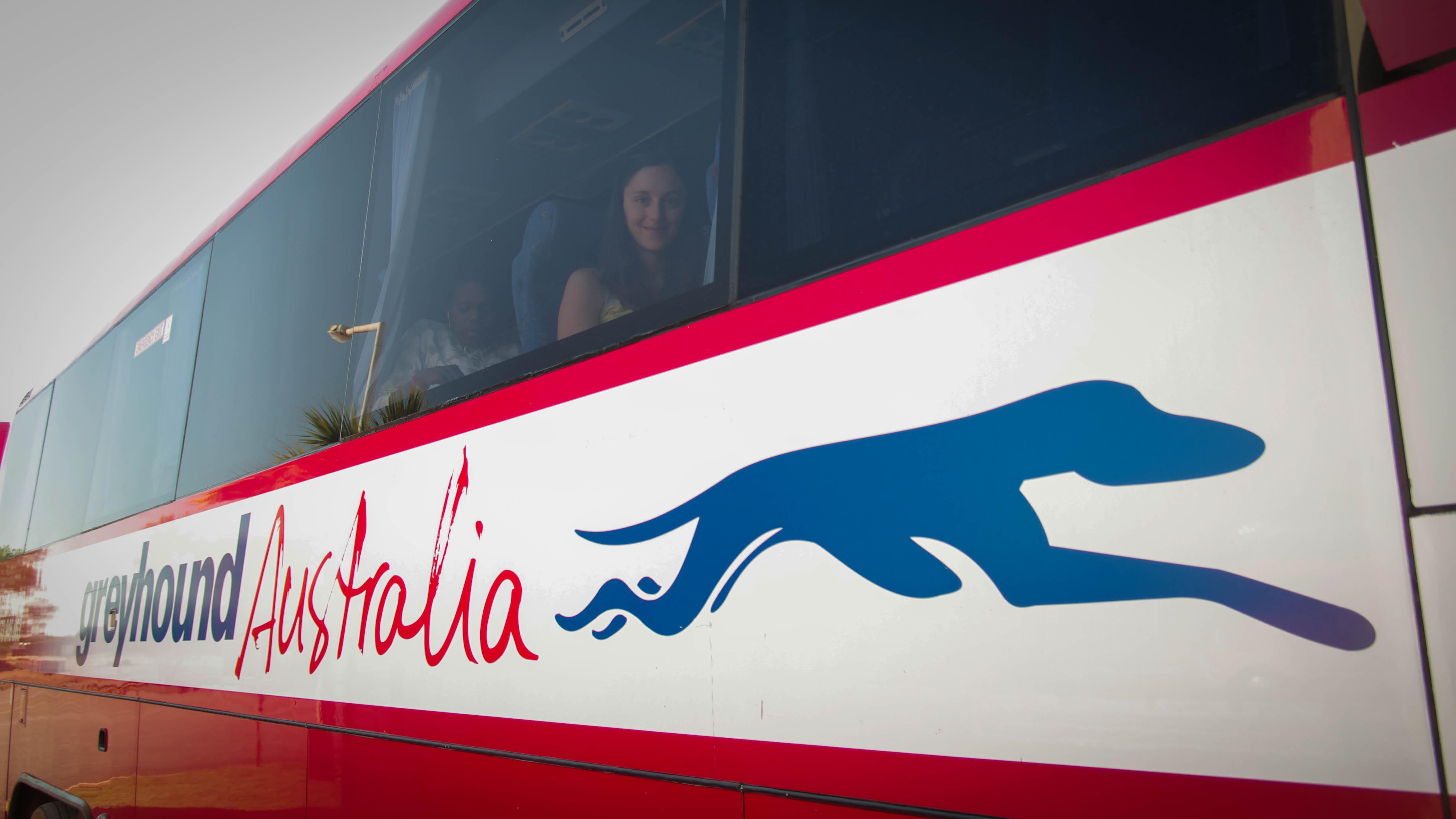 bus en australie
