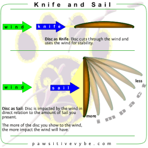 Knife and Sail