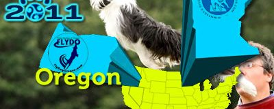 Disc Dog Camps in Minnesota and Oregon Summer 2011