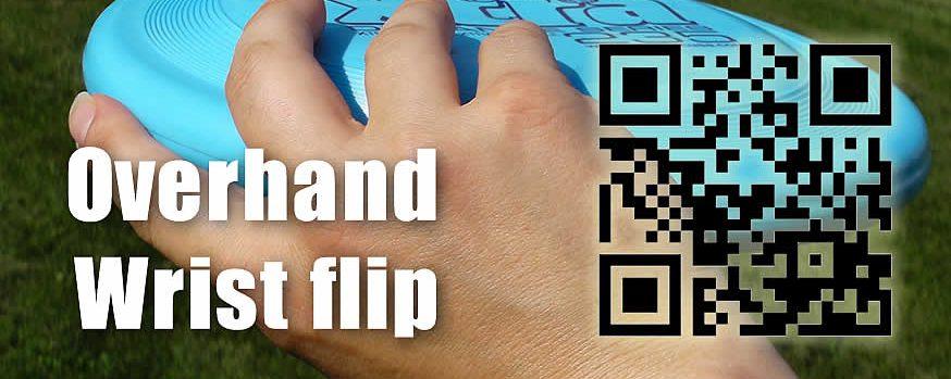 Overhand Wrist Flip