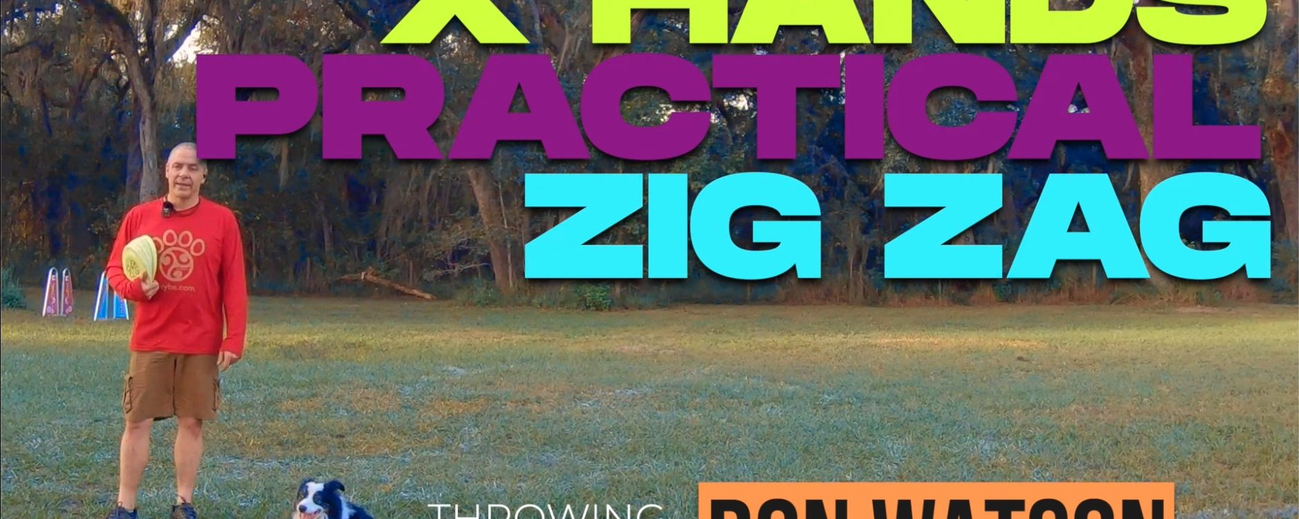 Disc Dog Throwing | From Form to Function