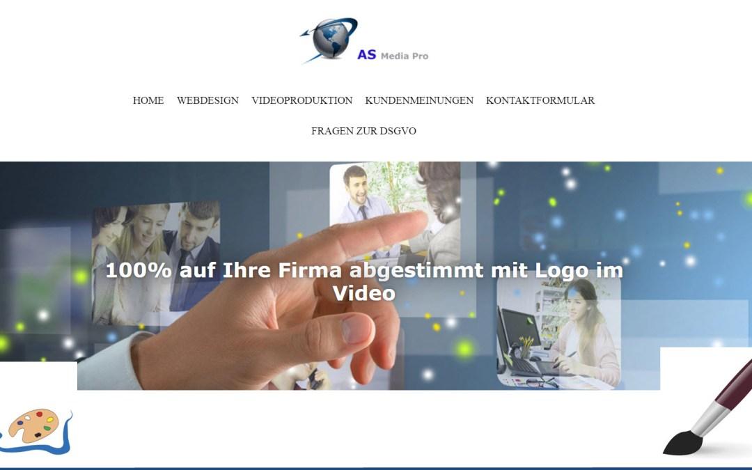 Webdesign – Shoperstellung