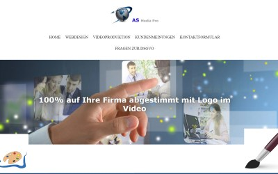 Webdesign – Shoperstellung