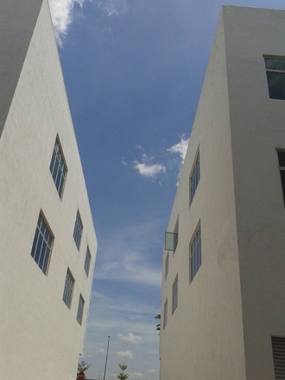 narrow sky