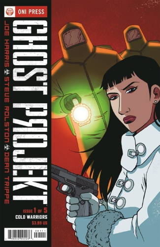 Ghost Projekt #1 Cover
