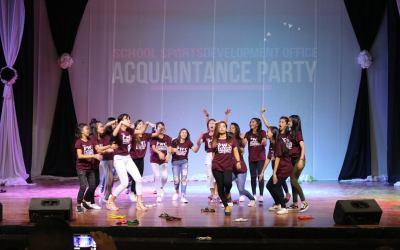 School Sports Development Office hosts 1st Acquaintance Party